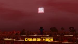 Crimson Moon - кровавая луна [1.16.5] [1.15.2]