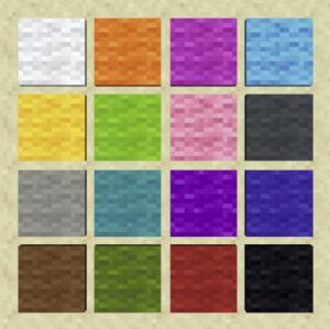 Wool Plates - нажимные плиты из шерсти [1.16.1] [1.15.2]