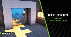 RTX Ray Tracing Pack For Java - текстурпак с поддержкой RTX, порт с Bedrock на Java [1.16.5] [1.15.2] [1.14.4] [1024x]