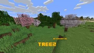 TreeZ - фруктовые деревья [1.15.2]