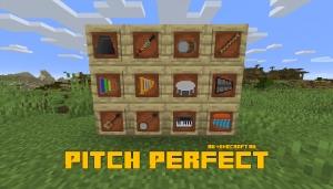 Pitch Perfect - музыкальные инструменты [1.16.5] [1.15.2]