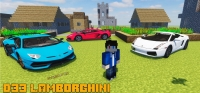 D33 Lamborghini Package - пак Ламборгини [1.7.10]