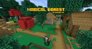 Magical Forest - магический лес [1.15.2]