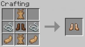 Bunny Boots - сапоги кролика [1.16.2] [1.15.2]