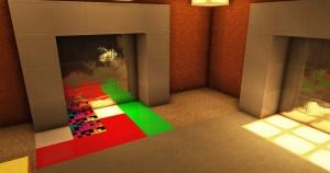 RTX Showcase Room - карта с демонстрацией трассировки лучей [1.15.2]