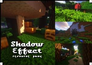 Shadow Effect - фотореалистичный пак в низком разрешении [1.16.5] [1.15.2] [1.14.4] [1.12.2] [16x]