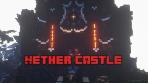 Nether Castle - потрясающий адский замок [1.16] [1.15.2] [1.14.4] [1.13.2] [1.12.2]