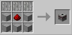 Bridge Maker - блок для постройки блоков вверх [1.17.1] [1.16.5] [1.15.2] [1.14.4]