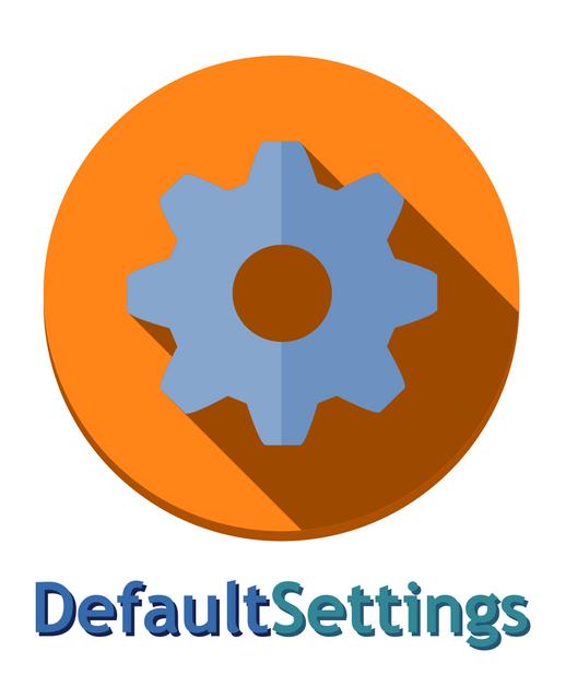 DefaultSettings - сохранение копии настроек [1.16.5] [1.15.2] [1.14.4] [1.12.2] [1.8.9] [1.7.10]