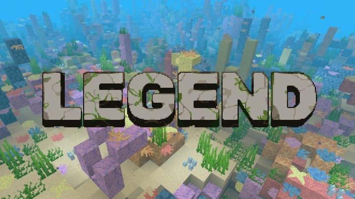 Legend - улучшенный оригинал [1.16.3] [16x]