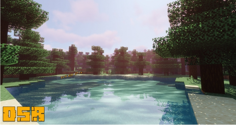 DSR Shaders Extreme by Sardio - шейдер ДСР [1.15.2] [1.14.4] [1.12.2] [1.7.10]