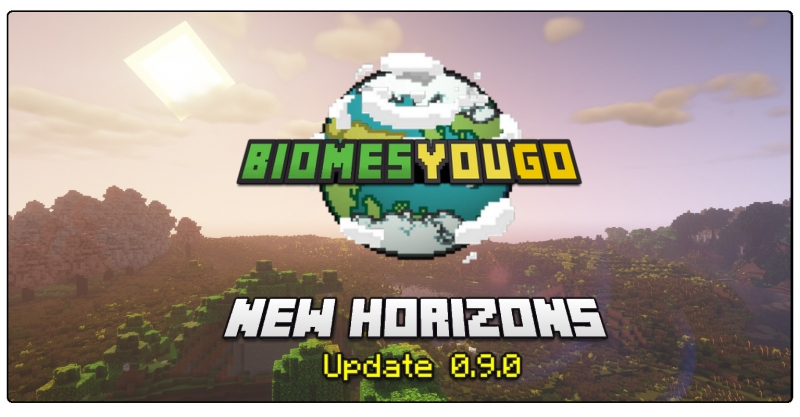 Oh The Biomes You'll Go - 70+ новых биомов [1.16.1] [1.15.2] [1.14.4] [1.12.2] [1.11.2] [1.10.2]