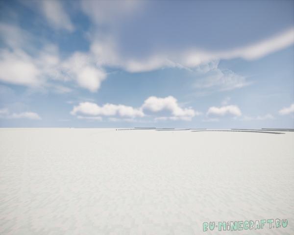 BFWorld - Гигантский остров [1.12.2]