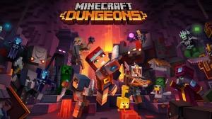 Minecraft Dungeons - диабло в с стилистике майнкрафта, обзор майнкрафт Данжен