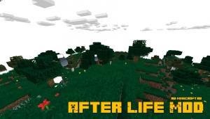 After Life Mod - измерение после смерти [1.15.2]