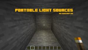 Portable Light Sources - портативные источники света [1.15.2]