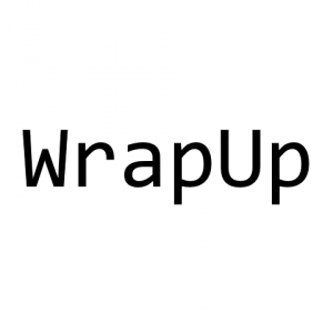 WrapUp [1.12.2] [1.11.2] [1.10.2]