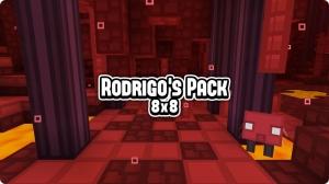 Rodrigo's Pack - мультяшные текстуры для слабых ПК [1.16] [1.15.2] [1.14.4] [1.12.2] [8x8]