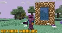 Aether Worlds - измерения рая [1.15.2]