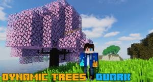 Dynamic Trees - Quark - поддержка мода кварк [1.16.5] [1.12.2]