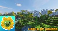 World of Wonder - биом одуванчиков [1.15.2]