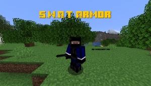 S.W.A.T Armor - броня и оружие сватовца [1.15.2]