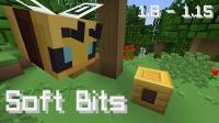 Soft Bits - красивые простые текстуры [1.16.5] [1.15.2] [1.12.2] [1.8.9] [16x]