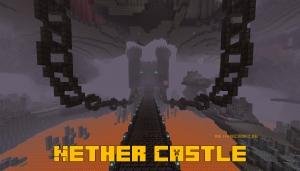 Nether Castle - замок в аду [1.16.1] [1.16]