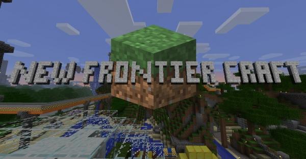New Frontier Craft — новое приключение в старом Minecraft [Beta 1.7.3] [Русифицирован]