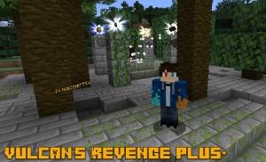 Vulcan's Revenge - Сильные мечи, проклятое оружие [1.16.1] [1.15.2] [1.7.10]