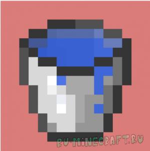 Rain Bucket - набор воды под дождем [1.16.1]
