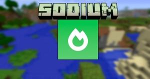 Sodium - Содиум, повышение ФПС, аналог OptiFine [1.17.1] [1.16.5]