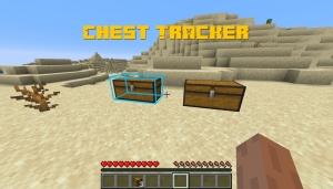 Chest Tracker - поиск предметов по сундукам [1.17.1] [1.16.5]