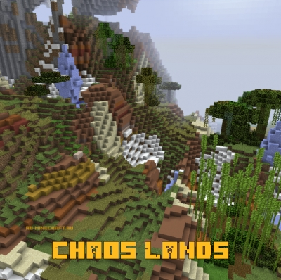 Chaos Lands - земли хаоса [1.15.2]