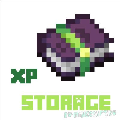 XP Storage - книга для хранения опыта [1.16.2]