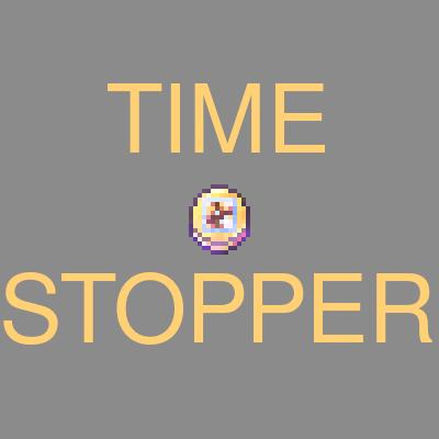 Time Stopper - останавливаем время [1.16.5] [1.15.2]
