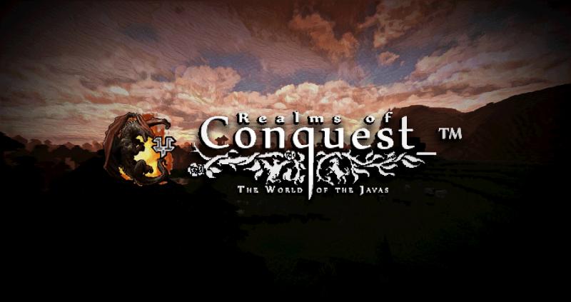 Conquest - мрачные, реалистичные, средневековые текстуры [1.16.5] [1.15.2] [1.12.2] [1.7.10] [32x]