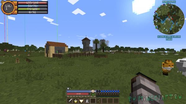 Minecraft: The Dark Ages [1.12.2] СБОРКА