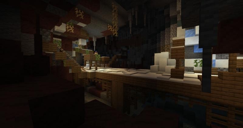 YUNG's Better Mineshafts - улучшенные шахты [1.16.5] [1.15.2] [1.12.2]