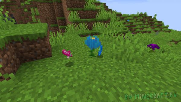 CherryCraft - сборка на версии 1.16.1