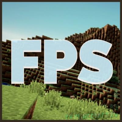 SimpleFPS - простой счетчик ФПС [1.16.1]