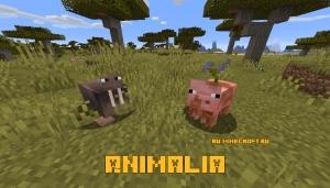 Animalia - новые милые животные [1.16.1]
