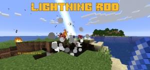 Lightning Rod - мощная палочка с молнией [1.15.2]