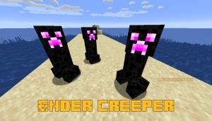 Ender Creeper - эндер криперы [1.15.2] [1.14.4]