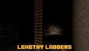 Lengthy Ladders - ставим лестницы вверх [1.16.5]