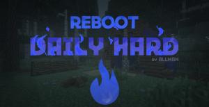 Daily Hard Reboot - сборка с хардкорным выживанием и квестами [1.12.2]