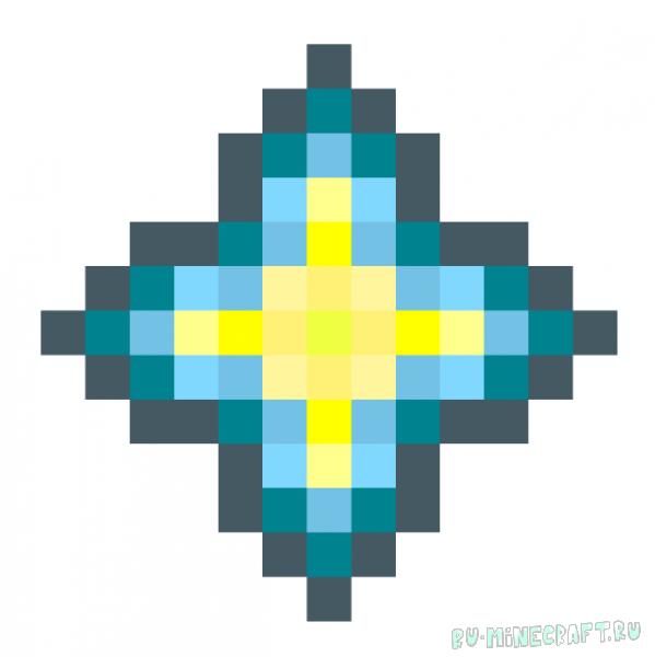 Advanced Nether Star - крафт звезды ада и новые инструменты с бронёй [1.15.2]