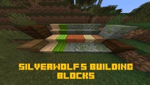 Silverwolf's Building Blocks - строительные блоки [1.16.5] [1.15.2]