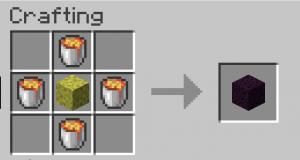 LavaSponge - губка для лавы [1.16.5] [1.15.2]