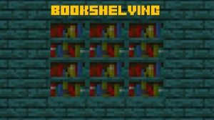 Bookshelving - различные виды книжных полок [1.16.5]